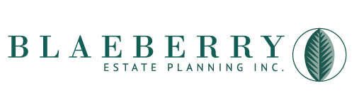 Blaeberry Estate Planning Inc. Logo